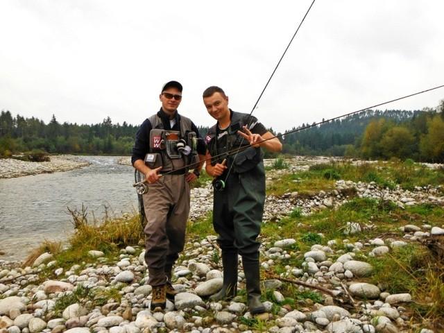 Szkolenia wędkarskie - www.naukawedkowania.pl - Fly fishing