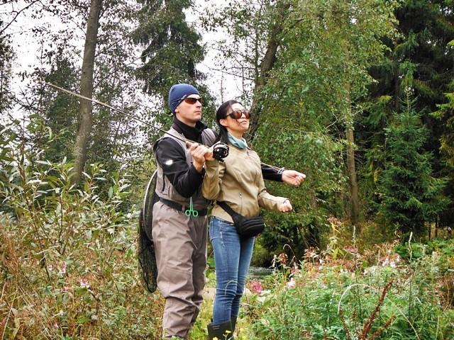 Kursy muchowe - www.naukawedkowania.pl - Fly Fishing
